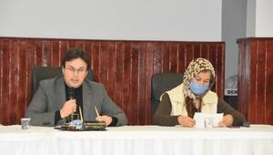 Demre Belediyesinde şubat toplantısı yapıldı