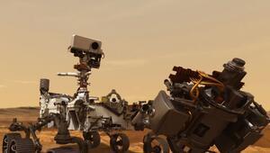 NASA Mars yolculuğu için geri sayıma geçti Marsa iniş online izlenebilecek