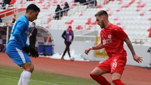Sivasspor beraberlik tablosunun zirvesinde 22 maçta 10 kez...