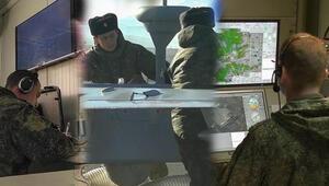 Rusya Savunma Bakanlığı, Türk-Rus Ortak Gözlem Merkezinden ilk faaliyetlere ilişkin görüntü paylaştı