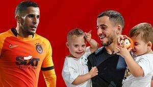Son Dakika: Galatasarayda Omar Elabdellaouinin lisansı askıya alındı