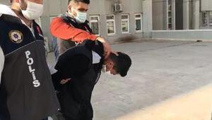 4 yaşlıyı dolandırmıştı... Sahte polis yakalandı