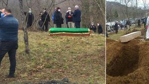 Cenazeler karıştı Hepsi karantinaya alındı