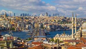 Muhteşem üçlüden İstanbul'a 'drone' bakışı...