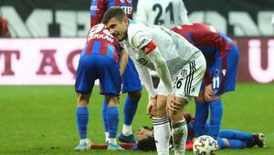 Son dakika - Beşiktaşta Dorukhan Toköze iki maç ceza