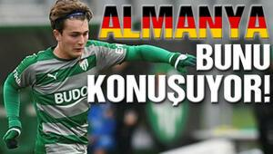 Son dakika   Frankfurtun Ali Akman transferi Almanyada olay oldu Kruse detayı...