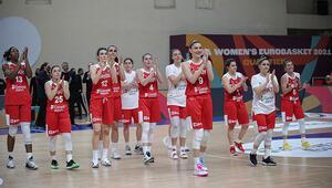 A Milli Kadın Basketbol Takımı, Litvanya'yı devirdi
