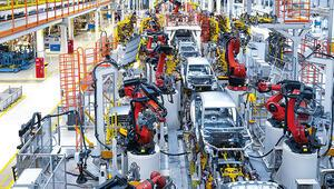 Otomotive teknolojik darbe