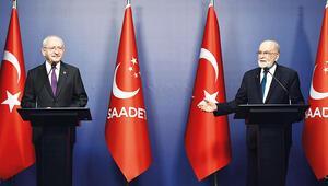 Başkentte siyasi trafik hızlandı... Kılıçdaroğlu'ndan anayasa kriteri
