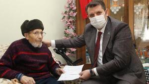Emekli çift, 5 milyon liralık birikimini cami için bağışladı