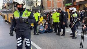 İstanbul Valiliğinden Kadıköydeki olaylara ilişkin açıklama: 58i terör örgütleriyle irtibatlı