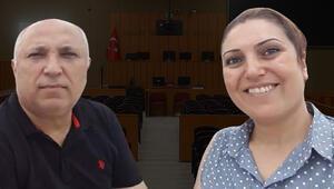 Mahkeme salonunda gerginlik Burayı evlilik programına çevirdiniz