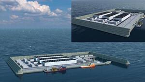 Dünyada bir ilk Danimarka enerji adası inşa ediyor