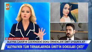 Aleyna Çakırın avukatı: Aleynanın tüm tırnaklarında Ümitcanın dokuları çıktı