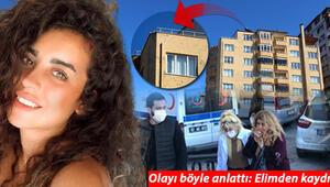 Ayşe Özgecan Usta apartmanın 8inci katından düşerek öldü Erkek arkadaşı gözaltında