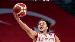 A Milli Erkek Basketbol Takımı'nın aday kadrosu açıklandı Shane Larkin...