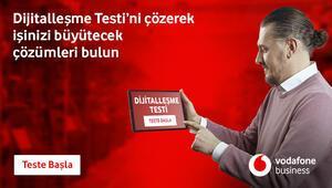KOBİler işlerini Vodafone Businessın dijital pazarlama çözümleriyle büyütüyor