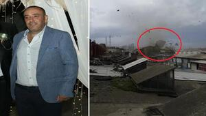 Lodos fırtınasında başına çatı isabet etmişti; 11 gün sonra hayatını kaybetti