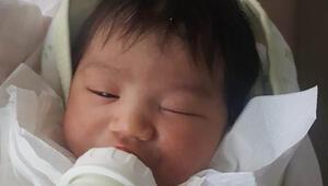 Vicdansızlar 1 haftalık bebeği çöpe attılar