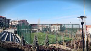 Karapınar Spor Parkı açılışa gün sayıyor