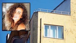 Sevgilisine ev hapsi 8'inci kattan düştü