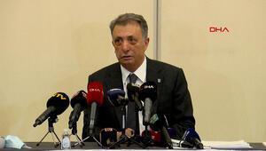 Ahmet Nur Çebi: Amacımız sahada mücadele ama saha dışında da el birliği içinde olmaktır
