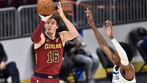 NBAde gecenin sonuçları: Cedi Osmanın 12 sayısı Clevelanda yetmedi