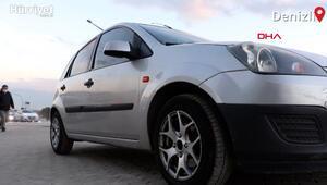 Tek parça değişeni var denilen otomobilin yarısı başka otomobile ait çıktı