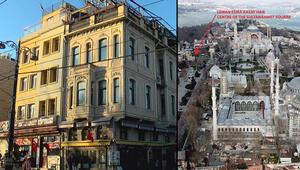 Tarihi Leman Esma Kasay Hanı 120 milyon liraya satışa çıkarıldı