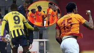 Galatasaray, Fenerbahçe maçına parçalı formayla çıkamayacak İşte sebebi...