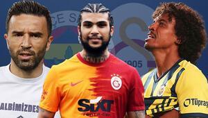 Fenerbahçe Galatasaray derbisi öncesi son karar İlk 11de...