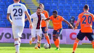 Başakşehir 0-1 Karagümrük (Maçın özeti ve golü)