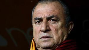 Galatasarayda Fatih Terimden küfür tepkisi
