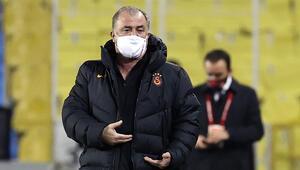 Galatasarayda Fatih Terimden derbi sonrası liderlik yorumu Doğru zamanda