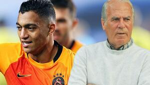 Mustafa Denizli, Fenerbahçe - Galatasaray derbisi sonrası açıkladı Mostafa Mohamed...