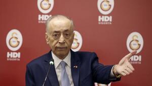 Galatasaray Başkanı Mustafa Cengizin dikkat çeken Fenerbahçe istatistiği