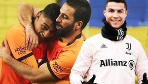 Galatasarayın derbi galibiyeti sonrası Mostafa Mohamed, Mısırda gündem oldu