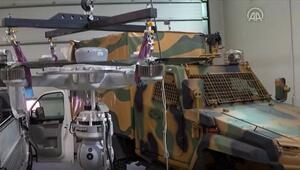 Türk savunma sanayisi yetenekleri askeri ve sivil ihtiyaçlar için birleşti