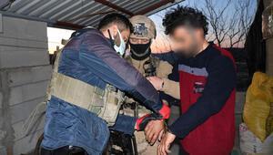 Diyarbakırda 'Eren-2 Narko Terör Tırpan-2' operasyonu: 16 şüpheli yakalandı