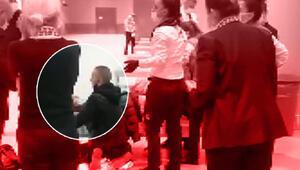 Uçaktan indi, doğum yaptı İstanbul Havalimanında hareketli anlar