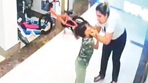 'Köpeğimi sevme' dayağı Hapsi isteniyor