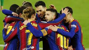 5 gollü düelloda son gülen Barcelona