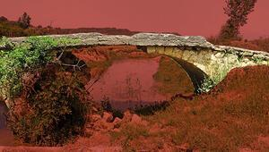 İskender'in köprüsüne inşaat