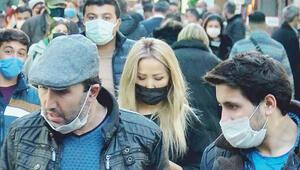 İşte pandeminin fotoğrafı Her iki kişiden birinin yakını virüse yakalandı