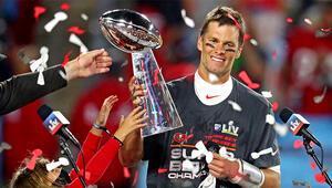 Son Dakika: NFLde şampiyon Tampa Bay Buccaneers Tom Brady bir kez daha tarih yazdı...