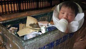 Çöpe bırakılan bebek soruşturmasında yeni gelişme Anne ve ebe gözaltında