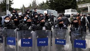 Son dakika: İstanbul Kartalda gösteri ve yürüyüş yasağı