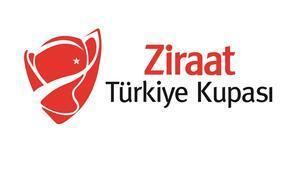 Ziraat Türkiye Kupasında sıra çeyrek final maçlarına geldi