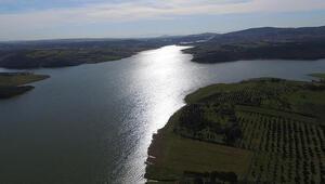 İşte İstanbuldaki barajların doluluk oranları İSKİ duyurdu