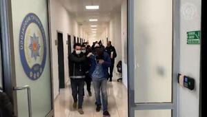 Ankarada son 1 haftada uyuşturucudan 39 kişi tutuklandı